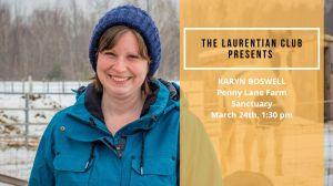 Karyn Boswell: Penny Lang Farm Sanctuary